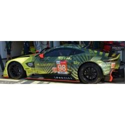 Aston Martin Vantage AMR 98 24 Heures du Mans 2020 33ème Spark S7995