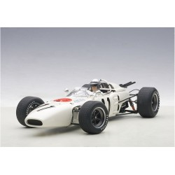 Honda RA272 11 Grand Prix de Formule 1 du Mexique 1965 Richie Ginther Autoart AAT86599