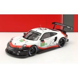 Porsche 911 RSR 93 24 Heures du Mans 2018 IXO LEGT18005