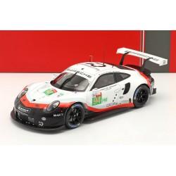 Porsche 911 RSR 94 24 Heures du Mans 2018 IXO LEGT18006