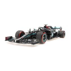 Mercedes F1 W11 EQ Performance 44 F1 Winner Toscane Mugello 2020 Lewis Hamilton Minichamps 110200944