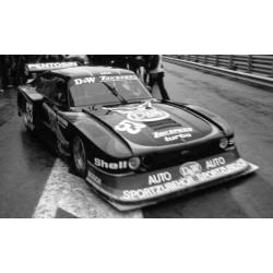 Ford Capri Turbo Gr5 D&W 53 DRM Spa Francorchamps 1980 Klaus Niedzwiedz MCG MCG18802R