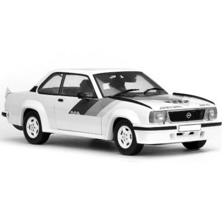 Opel Ascona B 400 street version White decorated Sunstar SUN5399