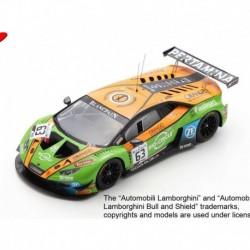 Lamborghini Huracan GT3 Evo 63 24 Heures de Spa Francorchamps 2019 Spark 18SB015