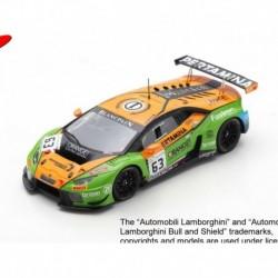 Lamborghini Huracan GT3 63 24 Heures de Spa Francorchamps 2018 Spark SB308