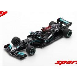 Mercedes AMG F1 W12 E Performance 44 F1 Winner Grand Prix de Bahrain 2021 Lewis Hamilton Spark 18S576