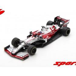 Alfa Romeo Ferrari C41 7 F1 Grand Prix de Bahrain 2021 Kimi Raikkonen Spark 18S578