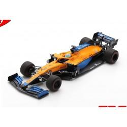 McLaren Mercedes MCL35M 3 F1 Grand Prix de Bahrain 2021 Daniel Ricciardo Spark 18S584