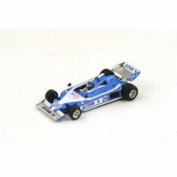 Ligier JS9 F1 Espagne 1978 Jacques Laffite Spark S4267