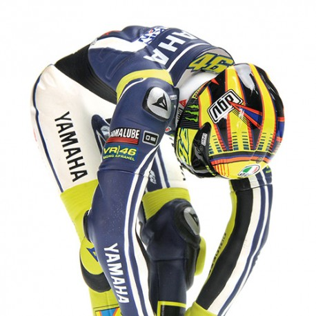 Figurine 1/12 Valentino Rossi Moto GP 2013 Stretching Minichamps 312130186