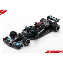 Mercedes AMG F1 W12 E Performance 44 F1 Winner Grand Prix de Bahrain 2021 Lewis Hamilton Spark S7660