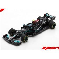 Mercedes AMG F1 W12 E Performance 77 F1 Grand Prix de Bahrain 2021 Valtteri Bottas Spark S7661