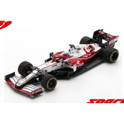 Alfa Romeo Ferrari C41 7 F1 Grand Prix de Bahrain 2021 Kimi Raikkonen Spark S7662