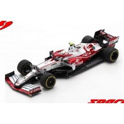 Alfa Romeo Ferrari C41 99 F1 Grand Prix de Bahrain 2021 Antonio Giovinazzi Spark S7663