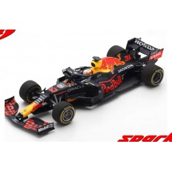 Red Bull Honda RB16B 33 F1 Winner Grand Prix d'Emilie Romagne Imola 2021 Max Verstappen Spark S7666