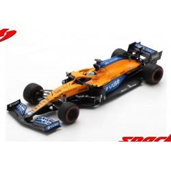 McLaren Mercedes MCL35M 3 F1 Grand Prix de Bahrain 2021 Daniel Ricciardo Spark S7670