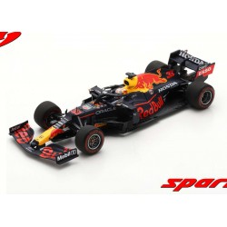 Red Bull Honda RB16B 33 F1 2ème Grand Prix d'Espagne 2021 Max Verstappen 100th GP with RedBull Spark S7674