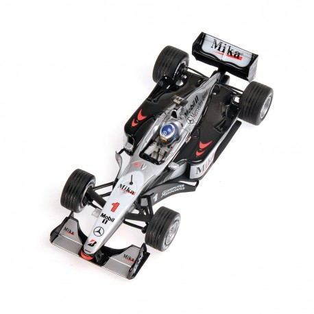 McLaren Mercedes MP4/14 WC 1999 Mika Hakkinen Minichamps 436990001