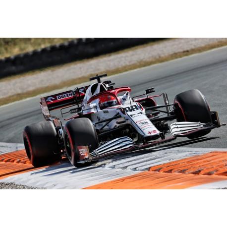 Alfa Romeo Ferrari C41 88 F1 Grand Prix des Pays Bas Zandvoort 2021 Robert Kubica Spark S7687