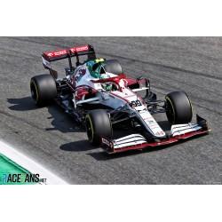 Alfa Romeo Ferrari C41 99 F1 Grand Prix d'Italie 2021 Antonio Giovinazzi Spark S7688