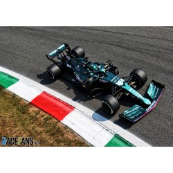 Aston Martin Mercedes AMR21 18 F1 Grand Prix d'Italie 2021 Lance Stroll Spark S7693