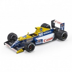 Williams Renault FW13B 5 F1 1990 Thierry Boutsen GP Replicas GP100A