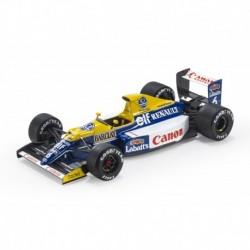 Williams Renault FW13B 6 F1 1990 Riccardo Patrese GP Replicas GP100B