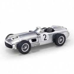 Mercedes Benz W196 2 F1 Grand Prix d'Argentine 1955 Juan Manuel Fangio GP Replicas GP015A