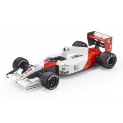 McLaren Honda MP4/6 2 F1 1991 Gerhard Berger GP Replicas GP036B