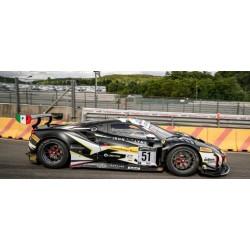 Ferrari 488 GT3 51 24 Heures de Spa Francorchamps 2021 Winner Looksmart LS18RC015