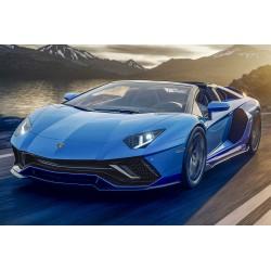 Lamborghini Ultimae Roadster Blu Tawaret Looksmart LS532A