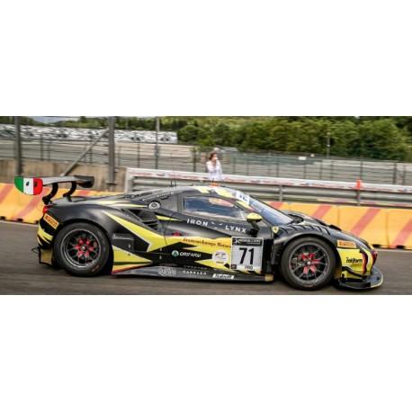 Ferrari 488 GT3 71 24 Heures de Spa Francorchamps 2021 Looksmart LSRC109