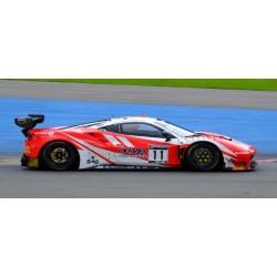 Ferrari 488 GT3 11 24 Heures de Spa Francorchamps 2021 Looksmart LSRC108