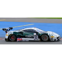 Ferrari 488 GT3 53 24 Heures de Spa Francorchamps 2021 Winner Pro-Am Class Looksmart LSRC104