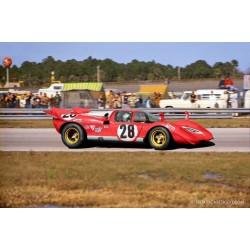 Ferrari 512S 28 24 Heures de Daytona 1970 Looksmart LS1808A