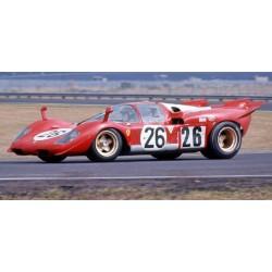 Ferrari 512S 26 24 Heures de Daytona 1970 Looksmart LS1808C