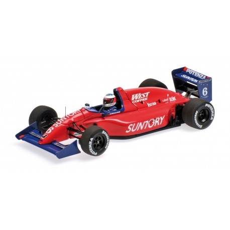 Ralt Mugen RT23 F3000 Sugo 1991 Michael Schumacher Minichamps 417910206