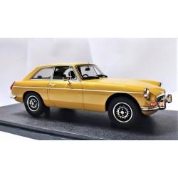 MG B GT V8 1973 Harvest Gold Cult Models CML107-1