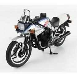 Suzuki GSX 1100S Katana 1980 Silver Blue LCD Model LCD105245