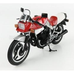 Suzuki GSX 1100S Katana 1980 Red Silver LCD Model LCD105238