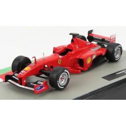 Ferrari F399 3 F1 1999 Mika Salo Edicola Edicola-COLL068
