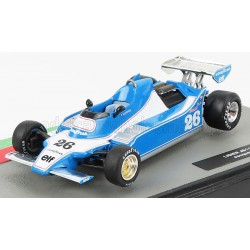 Ligier JS11 26 F1 1979 Jacques laffite Edicola Edicola-COLL062