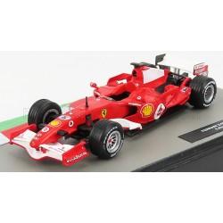 Ferrari 248 6 F1 2006 Felipe Massa Edicola Edicola-COLL021