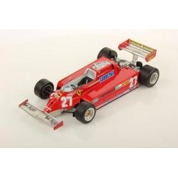 Ferrari 126CK F1 Canada 1981 Gilles Villeneuve Looksmart LS18RC04