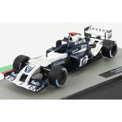 Williams FW26 BMW 3 F1 2004 Juan-Pablo Montoya Edicola 148447-Edicola