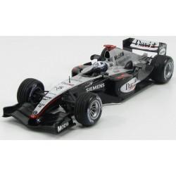 McLaren MP4/19 5 F1 2004 David Coulthard Minichamps 530041805