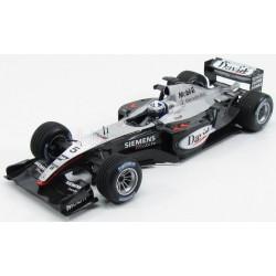 McLaren MP4/18 test car 5 F1 2003 David Coulthard Minichamps 530031815