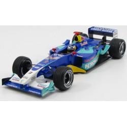 Sauber Petronas C22 9 F1 2003 Nick Heidfeld Minichamps 100030009
