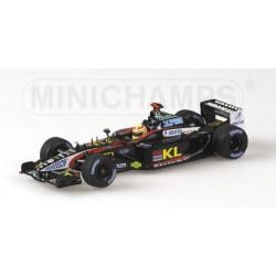 Minardi PS02 22 F1 2002 Alex Yoong Minichamps 400020022