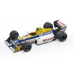 Williams Renault FW12C 6 F1 1989 Riccardo Patrese GP Replicas GP108B